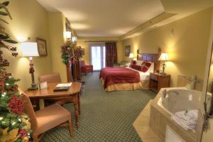The Inn at Christmas Place, Hotel  Pigeon Forge - big - 6