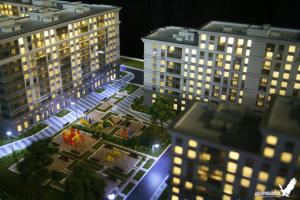 Апартаменты на Московском проспекте 73 Блок А, Апартаменты  Санкт-Петербург - big - 19