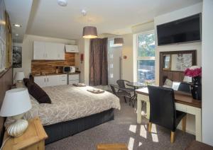 Riverside Guest House, Penziony  Norwich - big - 27