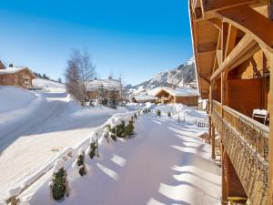 Chalet L'Ours Blanc, Horské chaty  Le Grand-Bornand - big - 2