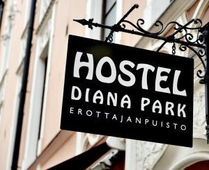 Hostel Diana Park - Accommodation - Helsinki