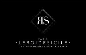 Le Roi de Sicile - Chic Apartment Hotel & Services, Париж