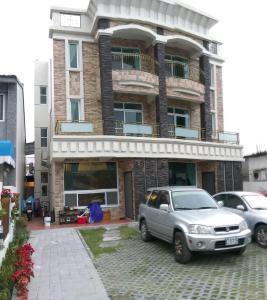 Knight Inn, Privatzimmer  Taitung City - big - 61