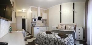 FAVAR Carpathians, Apartments  Skhidnitsa - big - 58