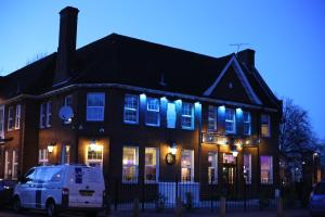 The Bull and Bush Hotel Kingston