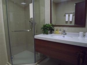 The Modern Holiday Villa Beijing Gubeikou Branch, Apartments  Miyun - big - 48