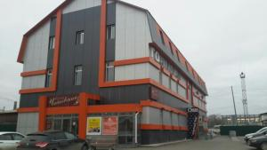 Mini-Hotel Kolizei, Fogadók  Vyatchina - big - 9