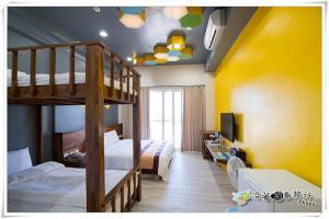 Xinghai Homestay II, Privatzimmer  Magong - big - 40
