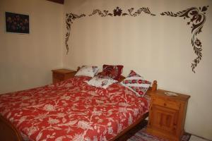 Apartment Petefi, Penziony  Berehove - big - 4