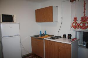 Apartment Petefi, Penziony  Berehove - big - 7