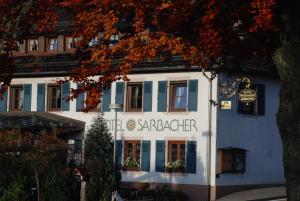 Hotel Sarbacher, Hotel  Gernsbach - big - 24