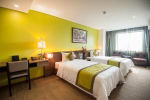 Hotel Kuretakeso Tho Nhuom 84, Hotels  Hanoi - big - 1