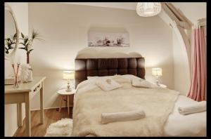 Les Appart's d'Agnès, Apartmanok  Honfleur - big - 4