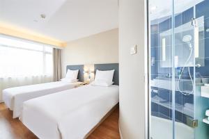Hanting Express Shijiazhuang Huaizhong Road, Hotels  Shijiazhuang - big - 4