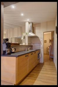 Les Appart's d'Agnès, Apartmanok  Honfleur - big - 21