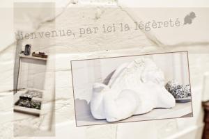 Les Appart's d'Agnès, Apartmanok  Honfleur - big - 18