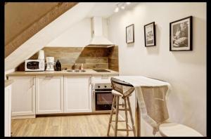 Les Appart's d'Agnès, Apartmanok  Honfleur - big - 17