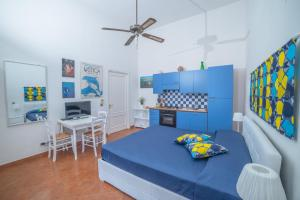 Aeolian Salina Apartments, Appartamenti  Malfa - big - 39