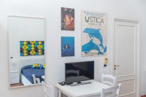 Aeolian Salina Apartments, Appartamenti  Malfa - big - 37