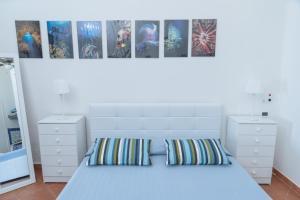 Aeolian Salina Apartments, Appartamenti  Malfa - big - 31