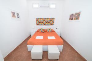 Aeolian Salina Apartments, Apartmány  Malfa - big - 23