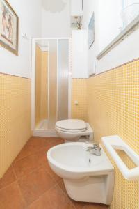 Aeolian Salina Apartments, Appartamenti  Malfa - big - 22