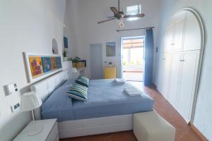 Aeolian Salina Apartments, Appartamenti  Malfa - big - 40