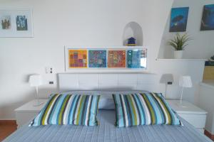 Aeolian Salina Apartments, Appartamenti  Malfa - big - 26