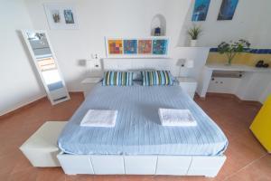 Aeolian Salina Apartments, Apartmány  Malfa - big - 25