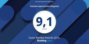 Seaview Apartments Meganisi