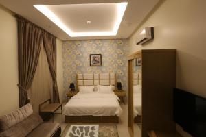 Dorrah Suites, Aparthotels  Riyadh - big - 9