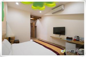 Xinghai Homestay II, Privatzimmer  Magong - big - 54