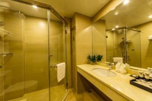 Linzhen Hotel, Отели  Шанхай - big - 2