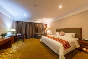 Linzhen Hotel, Hotely  Šanghaj - big - 3
