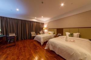 Linzhen Hotel, Hotely  Šanghaj - big - 4