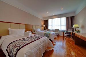 Linzhen Hotel, Отели  Шанхай - big - 23