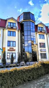 Senator Hotel, Hotels  Truskavets - big - 34