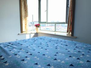 Sunshine Suite Near Longyang Road/Disney Land, Apartmány  Šanghaj - big - 7