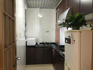 Sunshine Suite Near Longyang Road/Disney Land, Apartmány  Šanghaj - big - 11