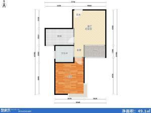 Sunshine Suite Near Longyang Road/Disney Land, Apartmány  Šanghaj - big - 2