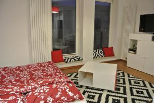 WAW City Apartments Stawki, Apartmány  Varšava - big - 9