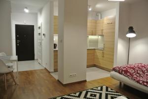 WAW City Apartments Stawki, Appartamenti  Varsavia - big - 8