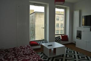 WAW City Apartments Stawki, Appartamenti  Varsavia - big - 4