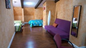 Chalé Barajas Stay, Guest houses  Madrid - big - 26