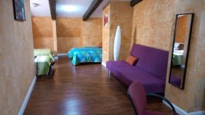 Chalé Barajas Stay, Penziony  Madrid - big - 26