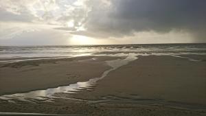 Gîtes de la Mer - Mer et Soleil, Case vacanze  Hauteville-sur-Mer - big - 42