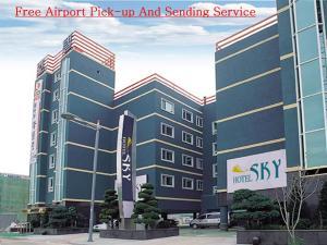 obrázek - Hotel Sky, Incheon Airport
