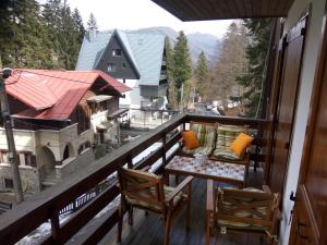 Kristine Apartment, Apartments  Sinaia - big - 15