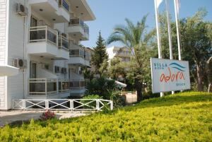 Курортный отель Villa Adora Beach, Сиде
