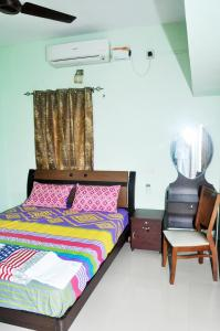 Sanfort Homestay, Privatzimmer  Cochin - big - 9